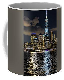 Fredoom Tower Nyc Coffee Mug