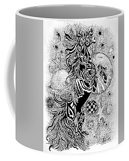 Free At Last Coffee Mug by Yvonne Blasy