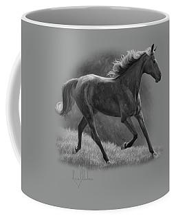 Free - Black And White Coffee Mug