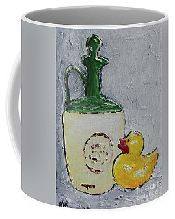 Free Duck Coffee Mug