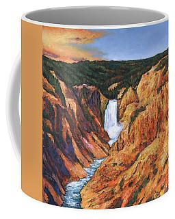 Free Falling Coffee Mug
