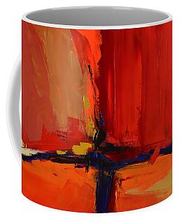 Free Mind - Art By Elise Palmigiani Coffee Mug by Elise Palmigiani