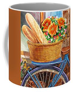 Free Ride To The Bakery Coffee Mug