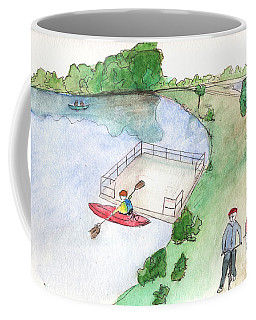 Free Time Coffee Mug