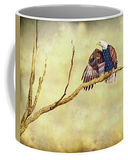 Coffee Mug featuring the photograph Freedom by James BO Insogna