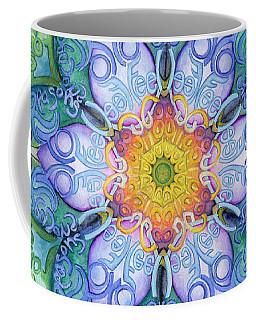 Freedom Mandala Coffee Mug