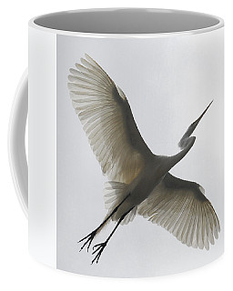 Coffee Mug featuring the photograph Freedom Of Flight by Howard Bagley