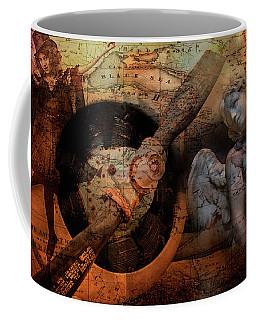 Freedom Plane Five Coffee Mug