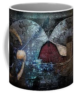 Freedom Plane Six Coffee Mug by Evie Carrier