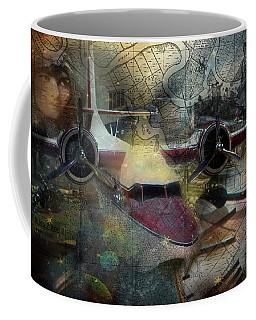 Freedom Plane Three Coffee Mug