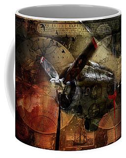 Freedom Plane Two Coffee Mug
