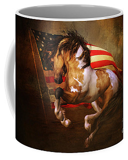 Freedom Run Coffee Mug