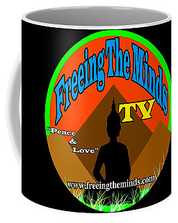 Freeing The Minds Supporter Coffee Mug