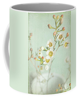 Freesia Blossom Coffee Mug by Lyn Randle