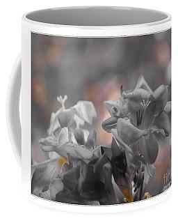 Freesia'a Without Colour Coffee Mug