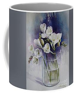 Freesias Coffee Mug