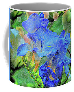 Freesia's Of Beauty Coffee Mug