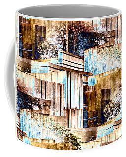 Freeway Park Coffee Mug by Tim Allen