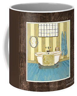 French Bath 2 Coffee Mug