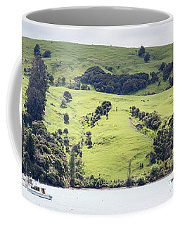 French Bay Panorama Coffee Mug