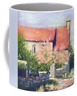 French Cottage Coffee Mug by Rebecca Matthews