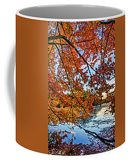 French Creek 15-110 Coffee Mug by Scott McAllister