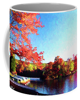 French Creek Fall 020 Coffee Mug