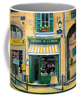 French Creperie Coffee Mug