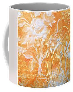 French Floral 2 Coffee Mug by Bonnie Bruno