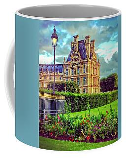 French Garden Coffee Mug