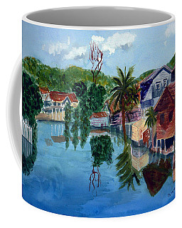 French Harbor Isla De Roatan Coffee Mug