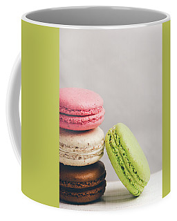 French Macaroons Coffee Mug