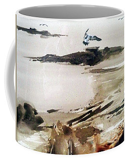French Lake Coffee Mug