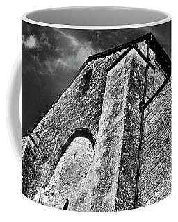 French Middle Age Kisses The Dark Sky Coffee Mug