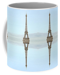 French Patterns Coffee Mug