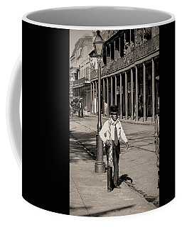 French Quarter As It Once Was Coffee Mug