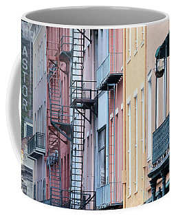 French Quarter Colors Coffee Mug