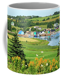 French River, P.e.i. Coffee Mug