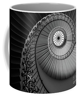 French Spiral Staircase 1 Coffee Mug by Lexa Harpell