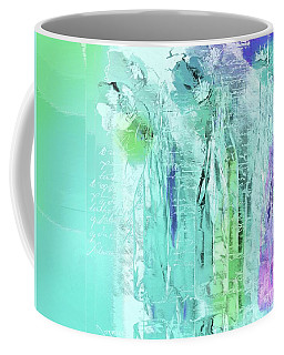 Coffee Mug featuring the digital art French Still Life - 14b by Variance Collections