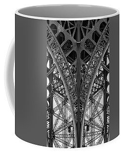 French Symmetry Coffee Mug