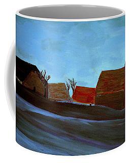 French Winter Coffee Mug