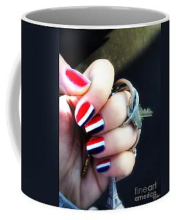 Frenchy Nails Coffee Mug
