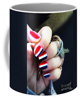 Frenchy Nails Coffee Mug