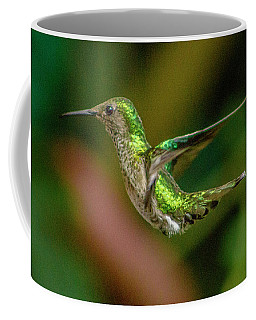 Frequent Flyer 2, Mindo Cloud Forest, Ecuador Coffee Mug by Venetia Featherstone-Witty