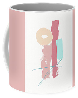 Fresh Abstract 1- Art By Linda Woods Coffee Mug