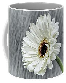 Fresh As A Daisy Coffee Mug by Karen Stahlros