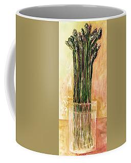 Fresh Asparagus Coffee Mug