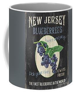 Coffee Mug featuring the painting Fresh Berries 1 by Debbie DeWitt