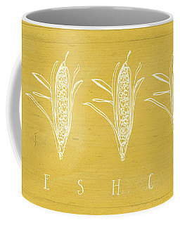 Fresh Corn- Art By Linda Woods Coffee Mug